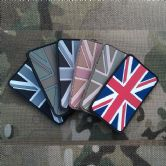 Gun Point Gear Union Jack Large PVC Patch